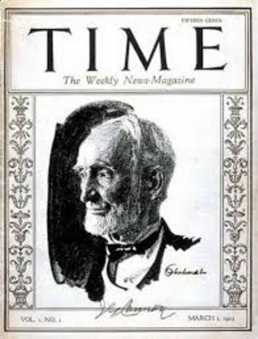 Primera revista en Filadelfia