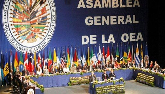 Organización de los Estados Americanos OEA