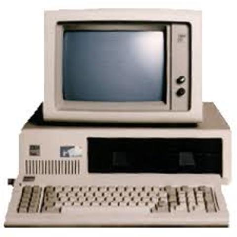 Aparecen las primeras microcomputadoras