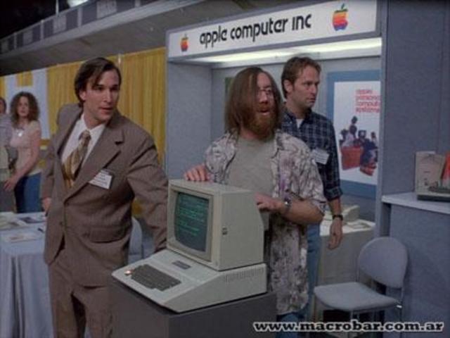 Muestra de ordenadores