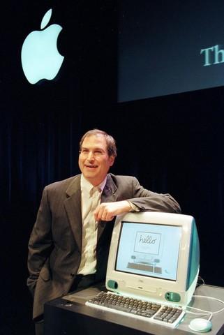 Entra en el mercado Apple