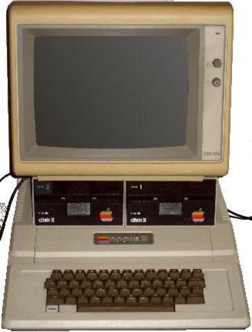 Se hace popular el ordenador Apple II, desarrollado por Steve Jobs y Steve Wozniak en un garaje.
