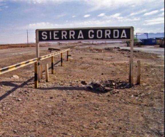 El Plan de Sierra Gorda