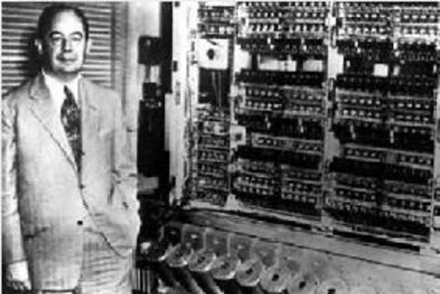 Von Neumann - Sistema binario