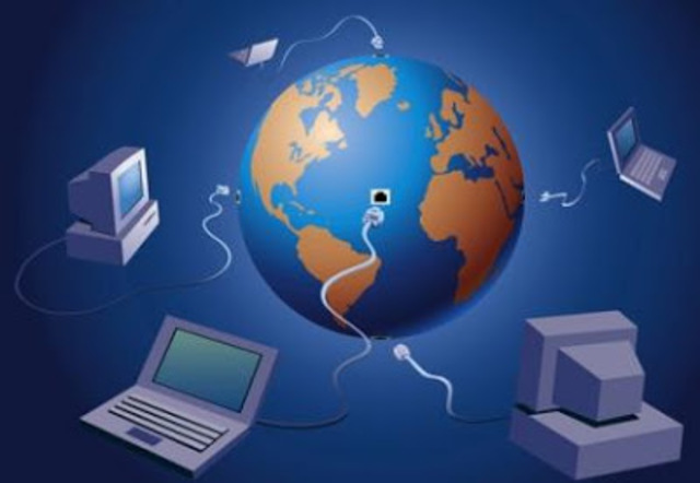 Los usuarios de internet con conexión de banda ancha superan a los usuarios de internet con conexión vi módem en la mayoría de los países desarrollados