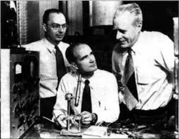 El transistor.