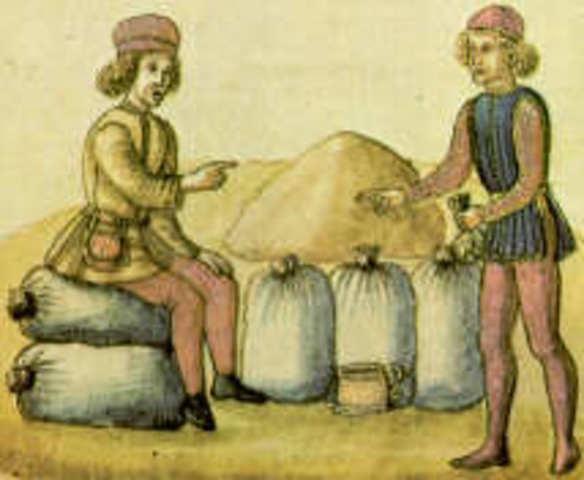 Fínales del periodo Neolitico inicia el comercio