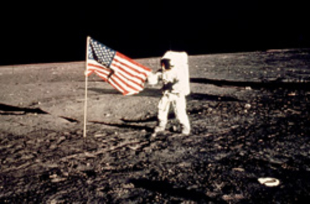 El Primer viaje ala Luna