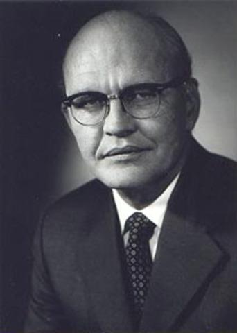 El descubrimiento en 1958 del primer Circuito Integrado (Chip)