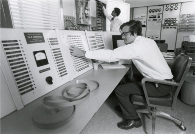 Las computadoras de la Segunda Generacion