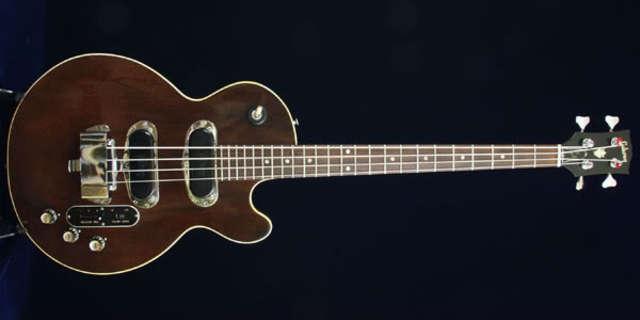 Creación de la guitarra eléctrica