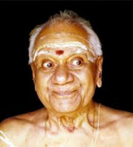 siglo XIV: Madhava