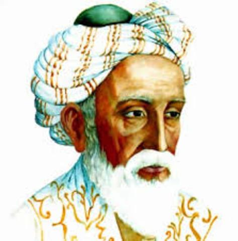 Omar Khayyam 1100 D.C