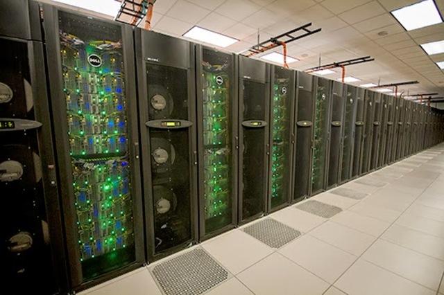 Creacion de la supercomputadora