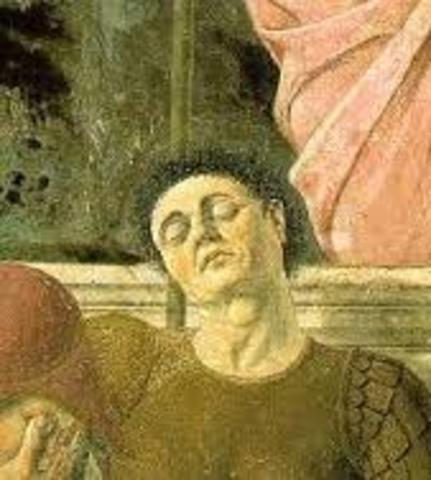 piero della francesca SIGLO XV