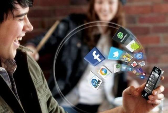 Usuarios de smartphones