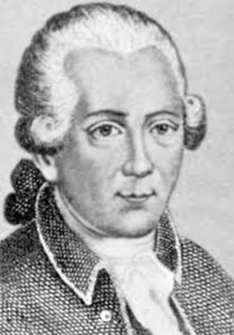 Johann Lambert 1761