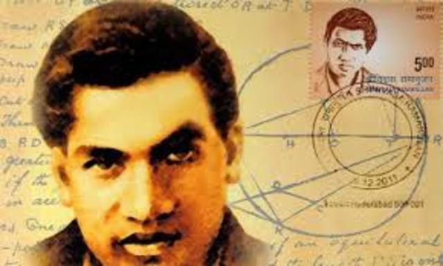Ramanujan 1910