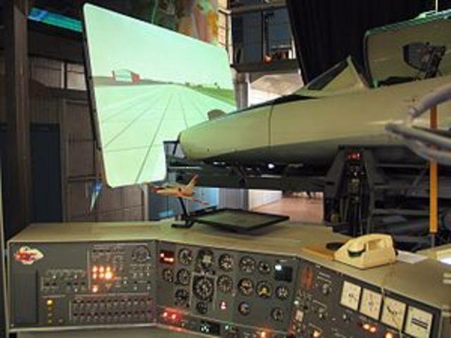 Simulador de vuelo Whirlwind I