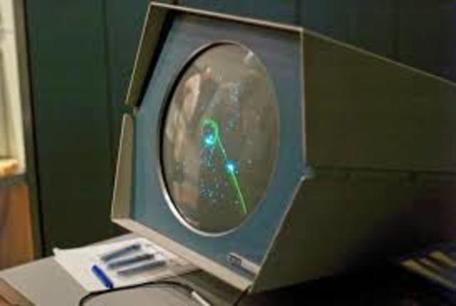 Se desarrolla el primer juego de ordenador, llamado Spacewar!