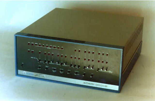 Intel Corporation presentó el primer CPU