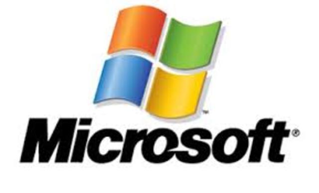 Creacion de MICROSOFT y Primer software para microcomputador