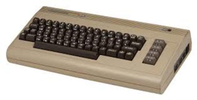 La Commodore 64 reemplazó a la VIC-20.