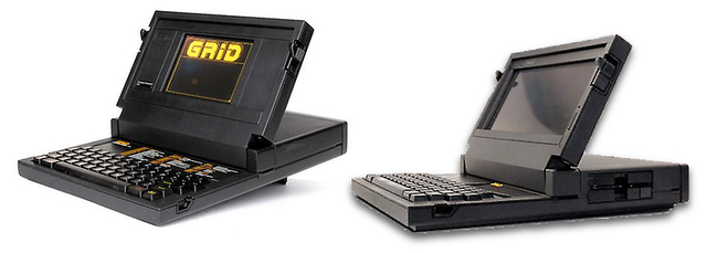 Bill Moggridge crea la primera laptop