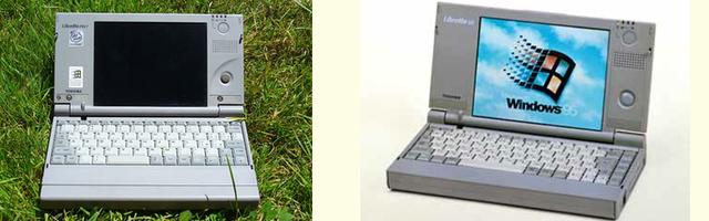 Toshiba crea la Toshiba Libretto 20