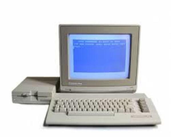 la primera computadora con capacidad de proceso paralelo