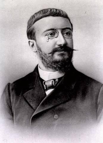 Alfred Binet [Francia, 1857-1911]