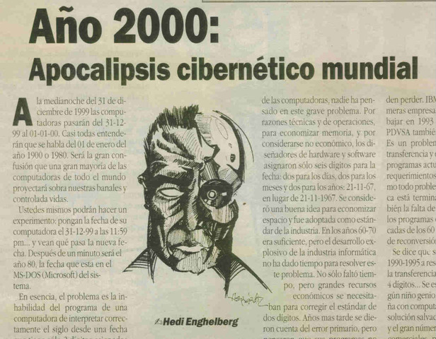 El problema del año 2000, Y2K