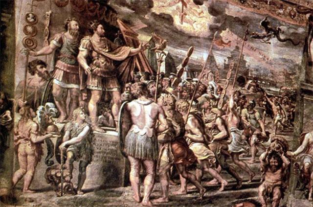 Los plebeyos se separan de Roma. Creación del tribunado.