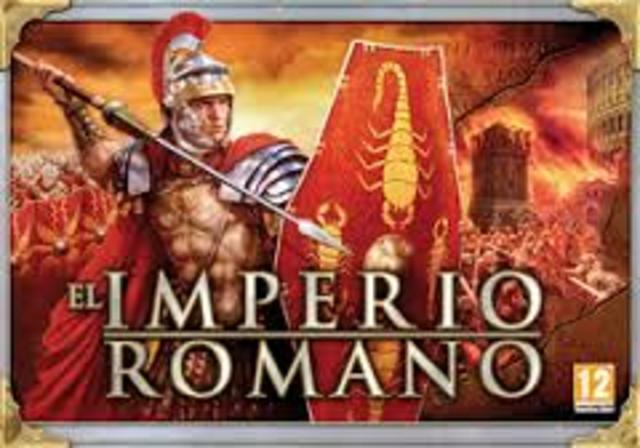 IMPERIO (27 a. C. - 476 d. C.)