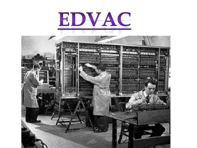 La primera máquina comercial