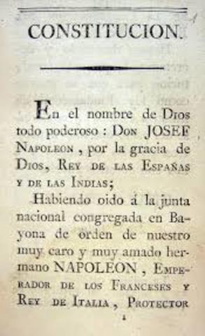COSTITUCION DE 1791