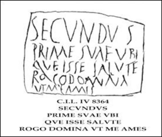 Literatura romana (300-100a.C)