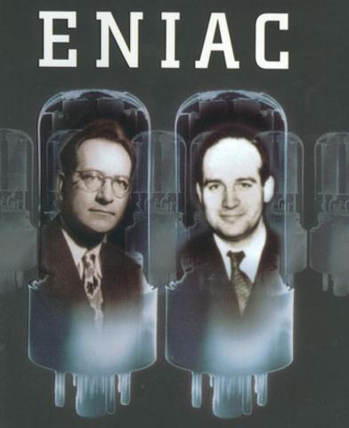 Desarrollo de el ENIAC