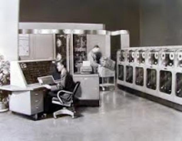 Sally fue comercializada, la UNIVAC