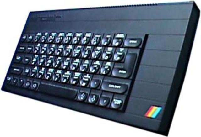 Sinclair ZX Spectrum (Europa)