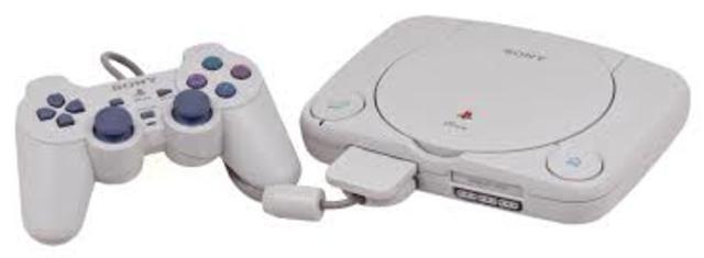 Virtual Boy y Playstation
