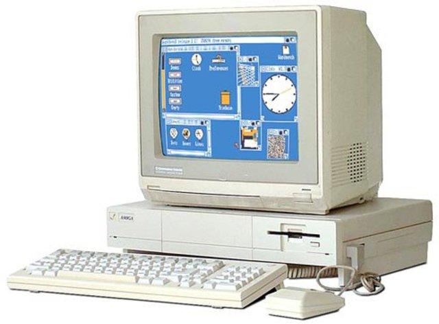 Commodore lanza el Amiga 1000