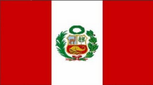 CUARTA BANDERA DEL PERU