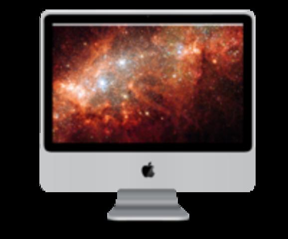 iMac Core 2 Duo (segunda generación)
