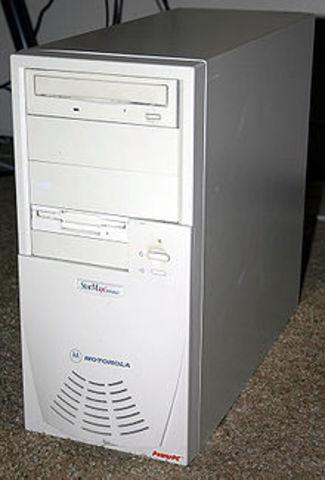 El Motorola StarMax 3000/160MT, un clónico Mac