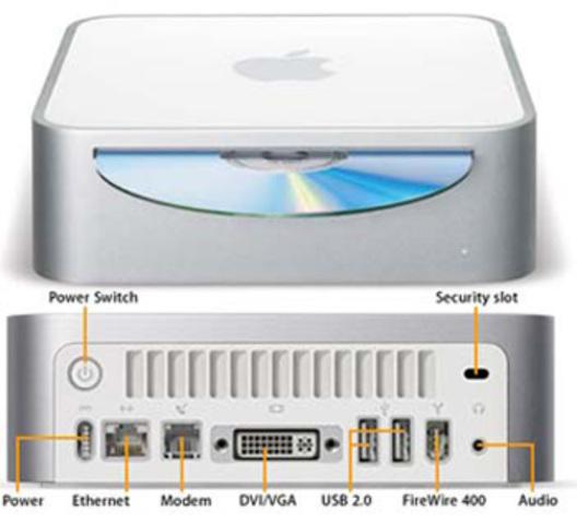 mac mini 4g