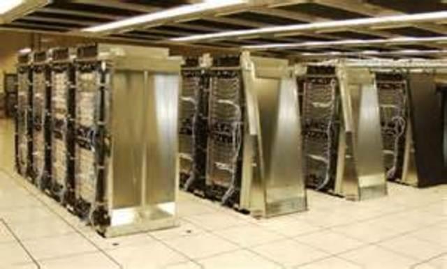 Primera supercomputadora