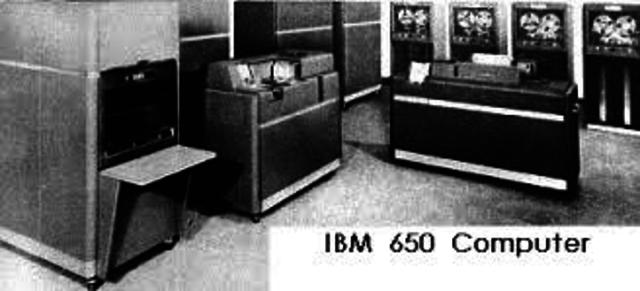 Computadora basada en transitores