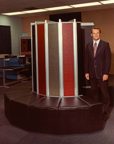 Primera Computadora de procesamiento paralelo