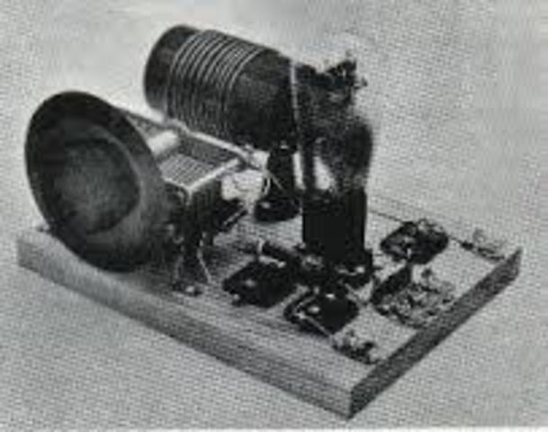 El primer transmisor